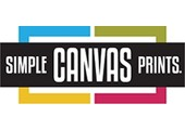 Simple Canvas Prints coupons or promo codes at simplecanvasprints.com