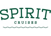 Entertainment Cruises coupons or promo codes at spiritcruises.com