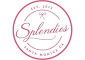 Splendies coupons or promo codes at splendies.com