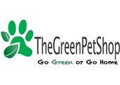 The Green Pet Shop coupons or promo codes at thegreenpetshop.com