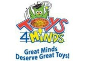 Toys 4 Minds coupons or promo codes at toys4minds.com