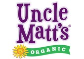 Uncle Matt's Organic coupons or promo codes at unclematts.com