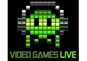 Video Games Live coupons or promo codes at videogameslive.com