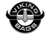 New Viking Leather Motorcycle Sissy Bar Bag