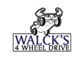Walck's 4 WD coupons or promo codes at walcks4wd.com