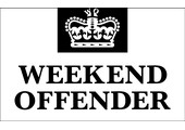 WEEKEND OFFENDER coupons or promo codes at weekendoffender.com
