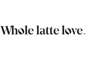 wholelattelove.com coupons and promo codes