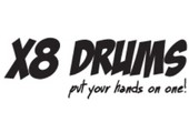x8drums.com coupons or promo codes